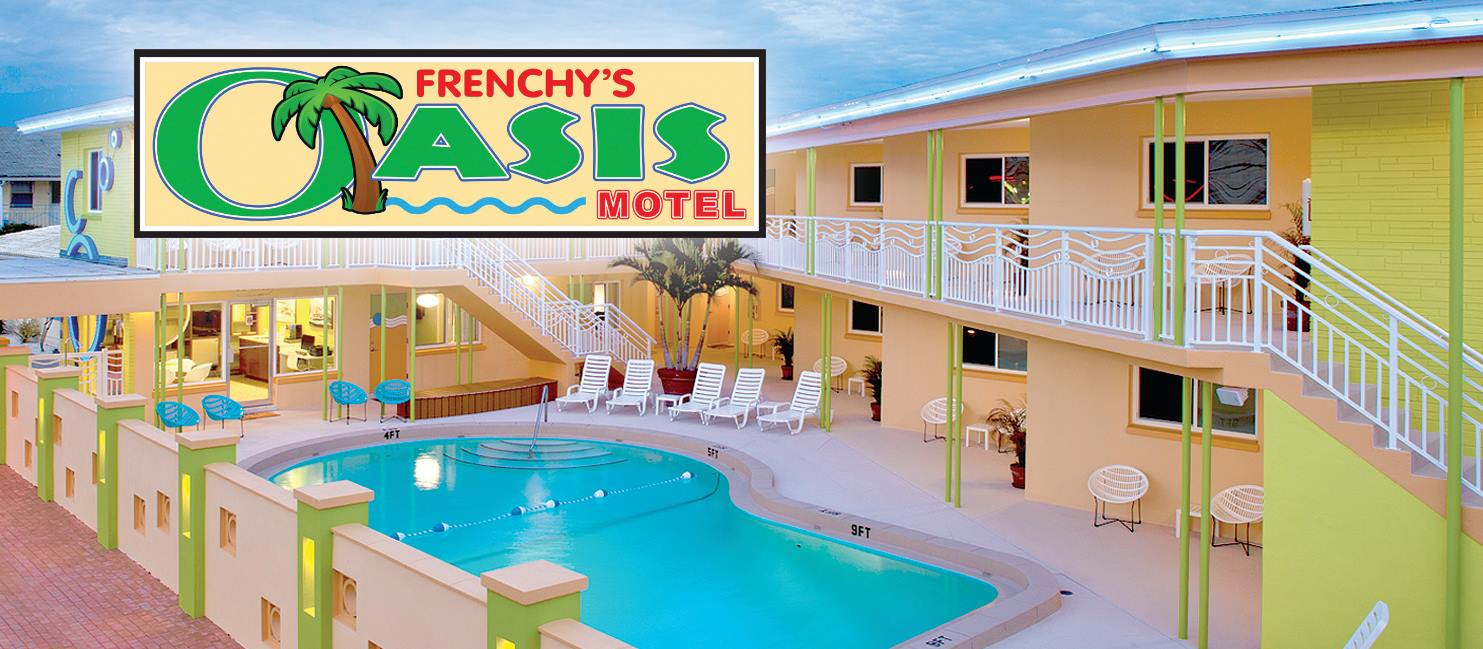 Peachy Frenchys Oasis Motel A Retro Waterfront Motel In Download Free Architecture Designs Scobabritishbridgeorg